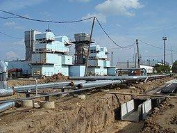 Строительство КС 05 Бобровницкая
