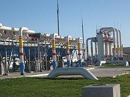 будівництво нафтопроводів