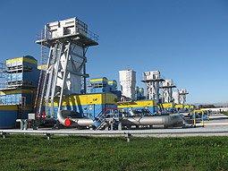 будівництво газопроводів