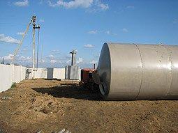 Будівництво Татарбунарського лінійного водопроводу в Одеській області