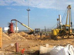 будівництво компресорного цеху