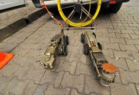 Відеоінспекція трубопроводу в Києві